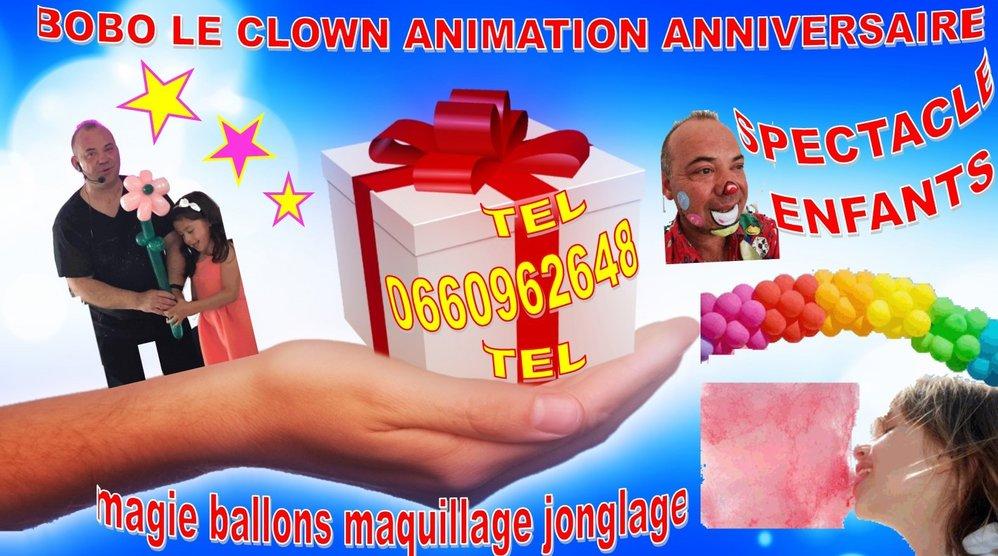 clown magicien marseille anniversaire domicile clown marseille. Black Bedroom Furniture Sets. Home Design Ideas